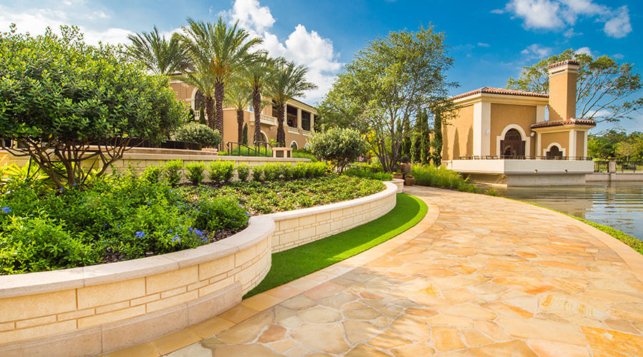 Landscape Design & Hardscape Contractors
