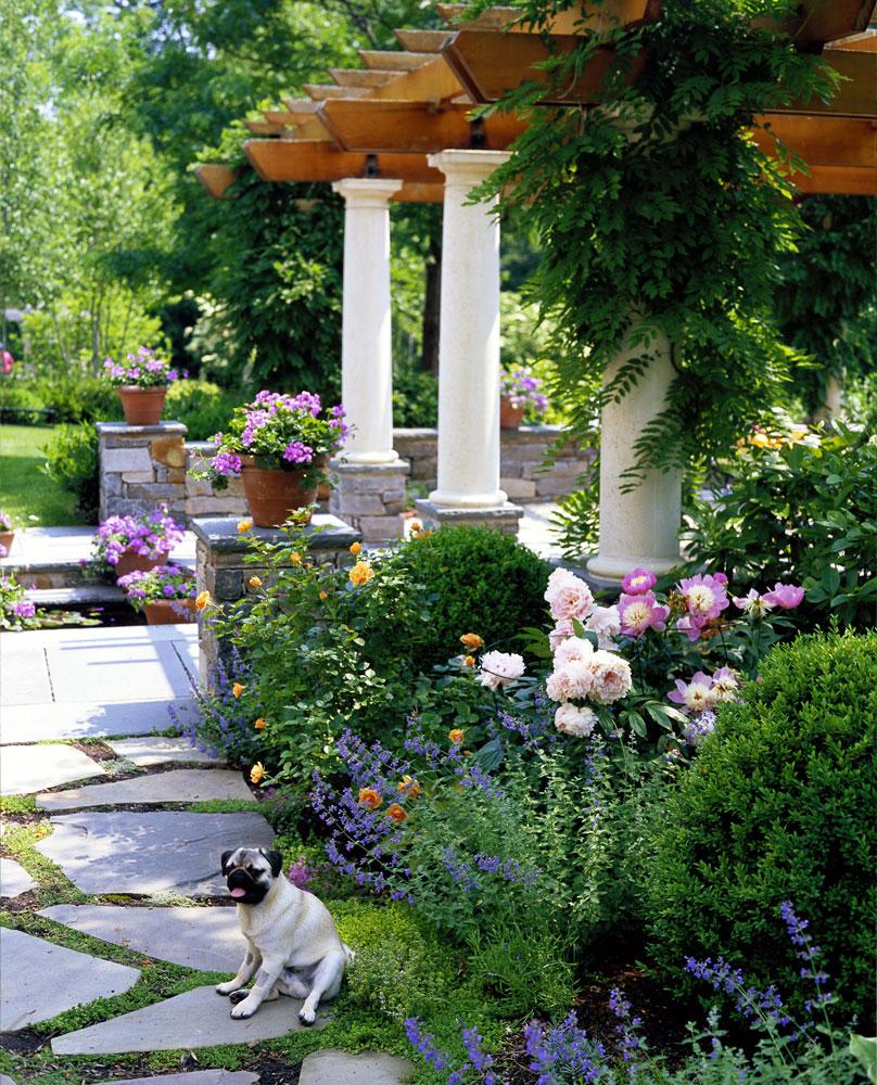 Pennsylvania Residence Pavers & Columns