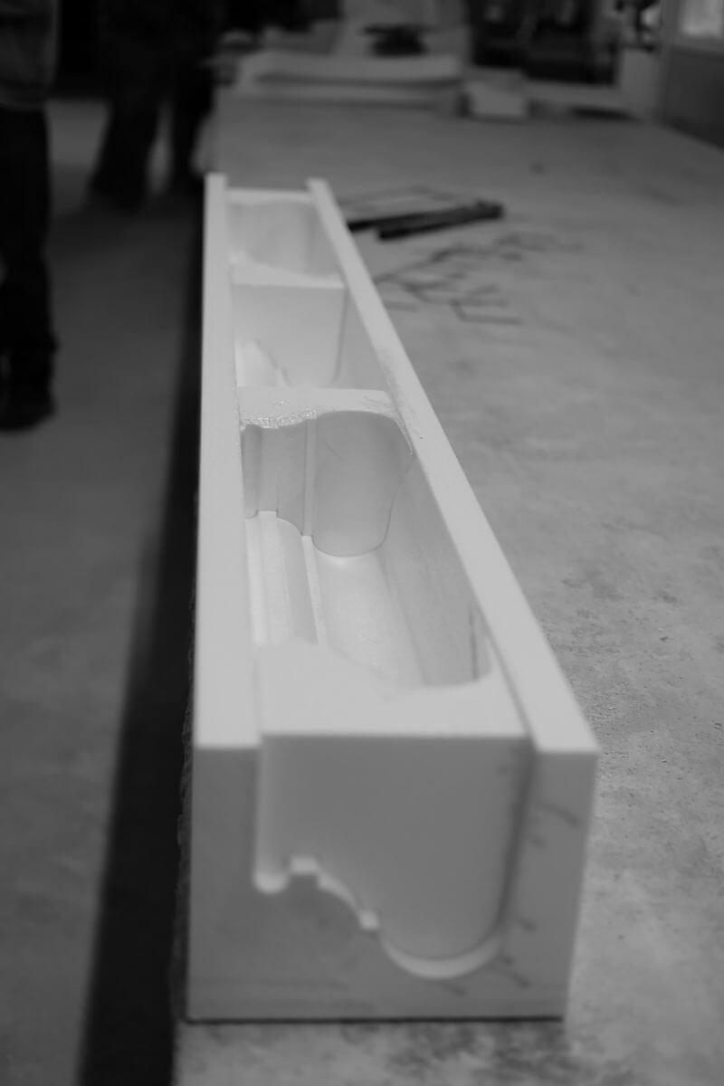Typical Column Trim Gang Mold