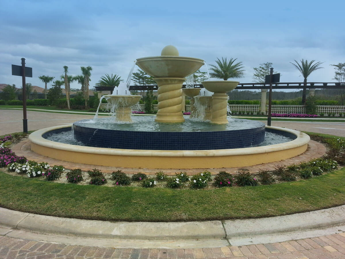 Fountains & Bowls