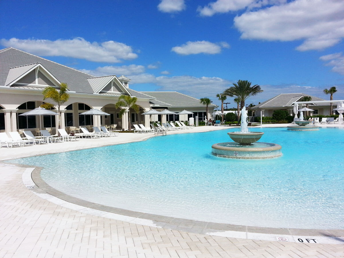 Corkscrew Shores FL Community