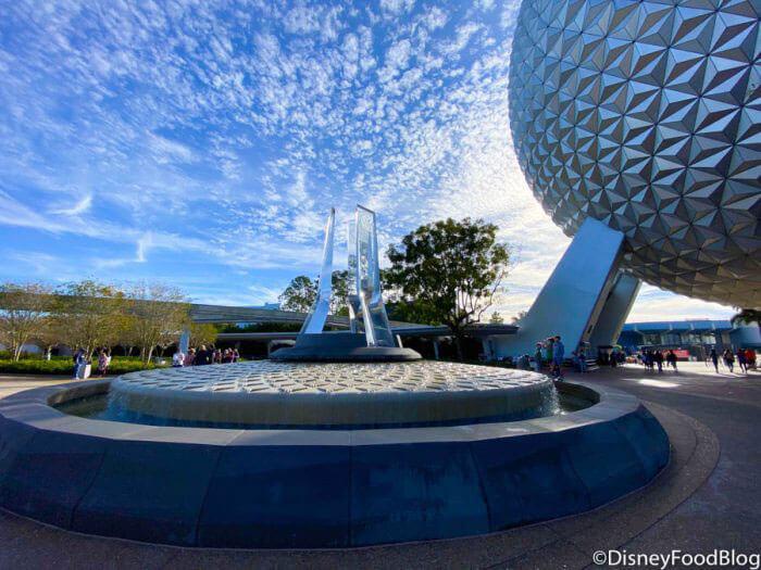 EPCOT Theme Park Orlando