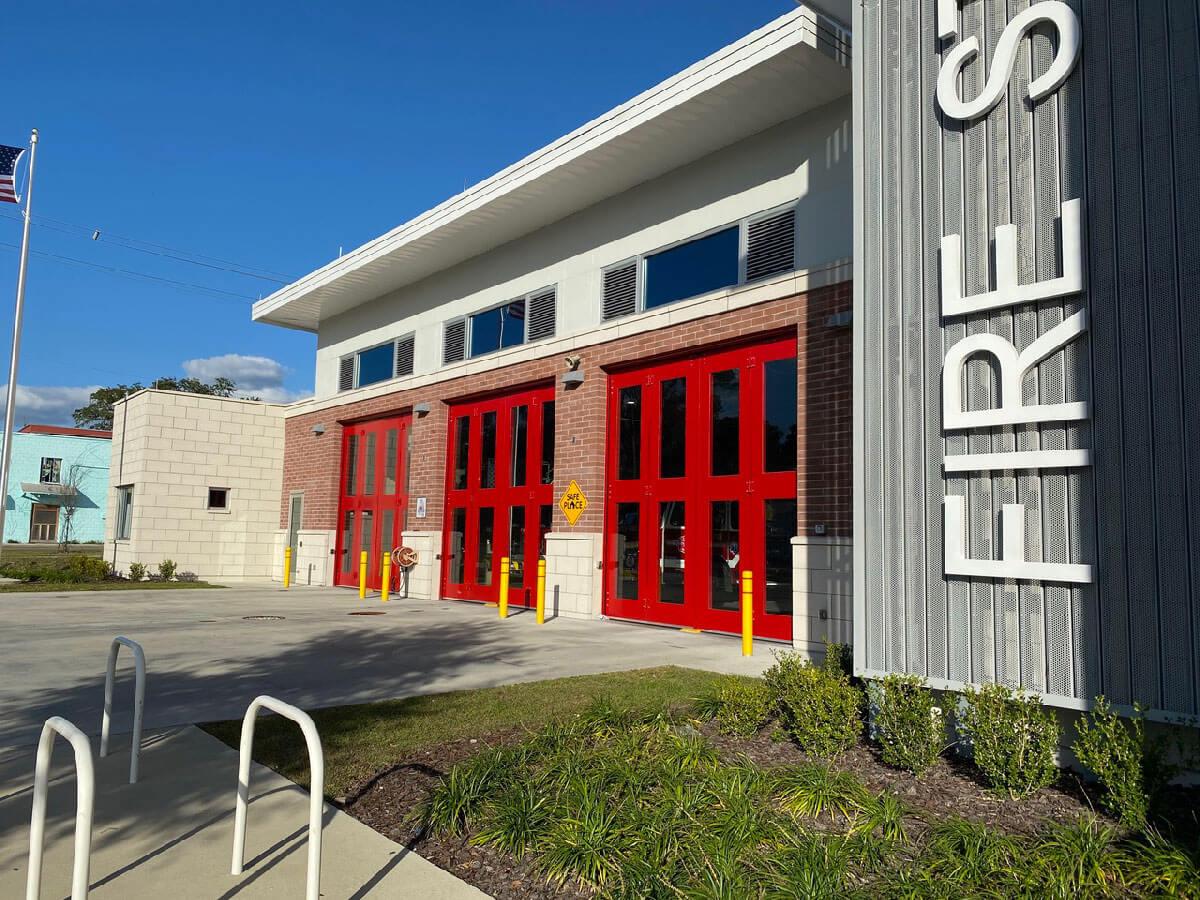 Gainesville Fire Station