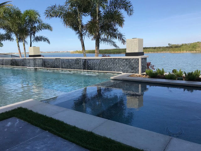 Residential Spa and Pool