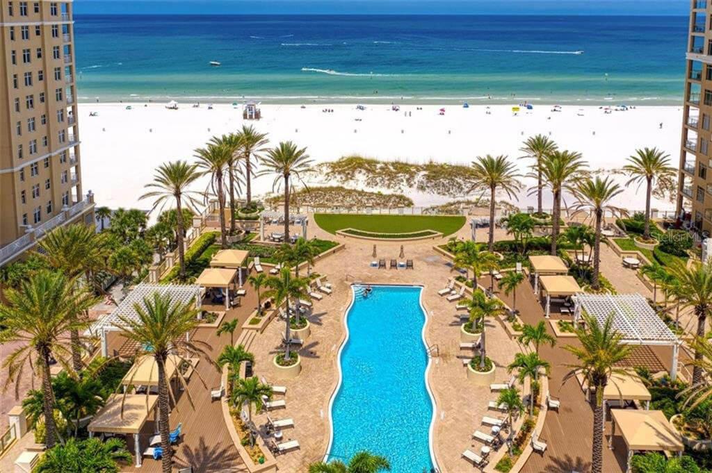 Sand Pearl Resort Clearwater FL